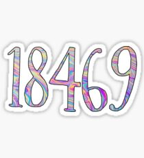 18469 - Regenbogen Sticker