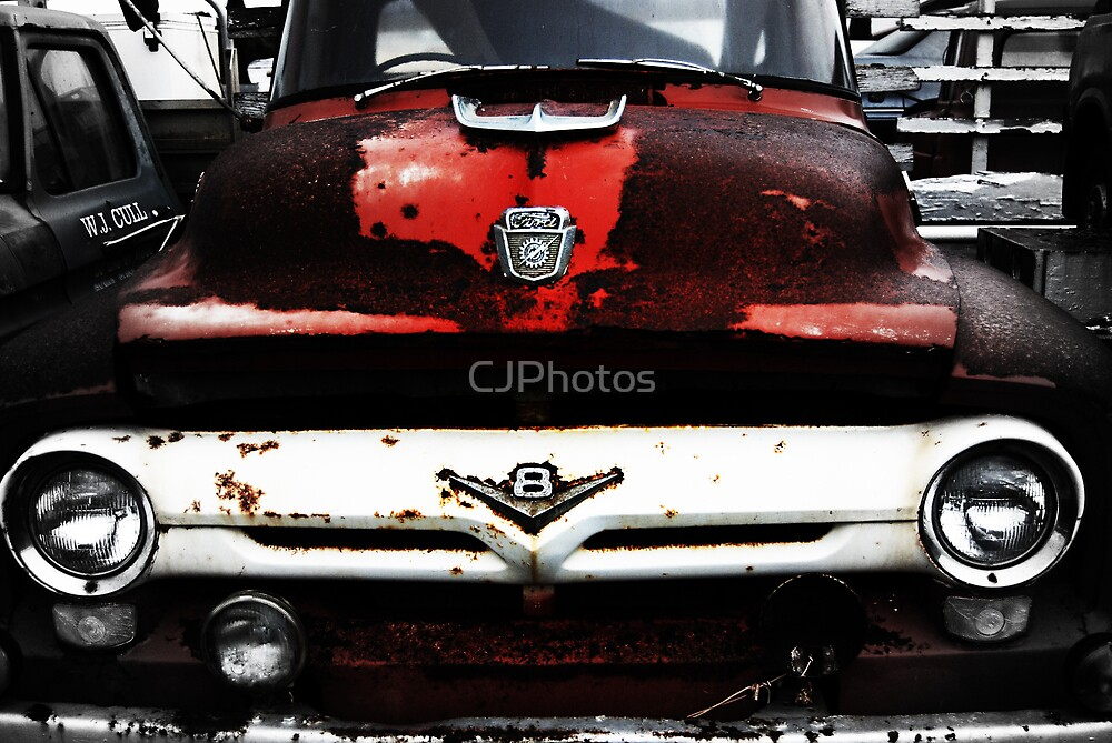 V8 Truck by CJPhotos
