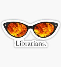 Librarians Sticker