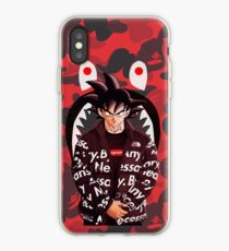 red goku sark iPhone Case