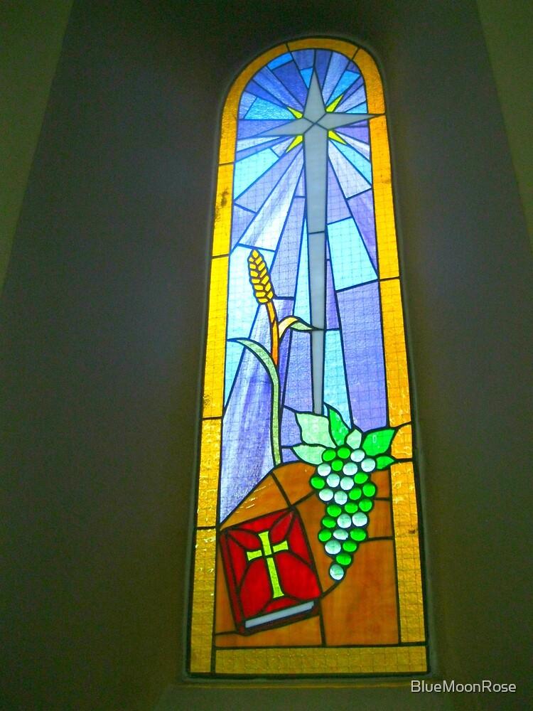 Buntglas-Fenster von BlueMoonRose