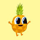 Ananas Pineapple by Anssi Vaalio