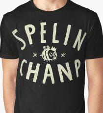 SPELIN CHANP Graphic T-Shirt