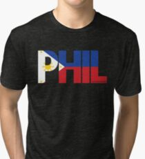 Phil Apino Tri-blend T-Shirt