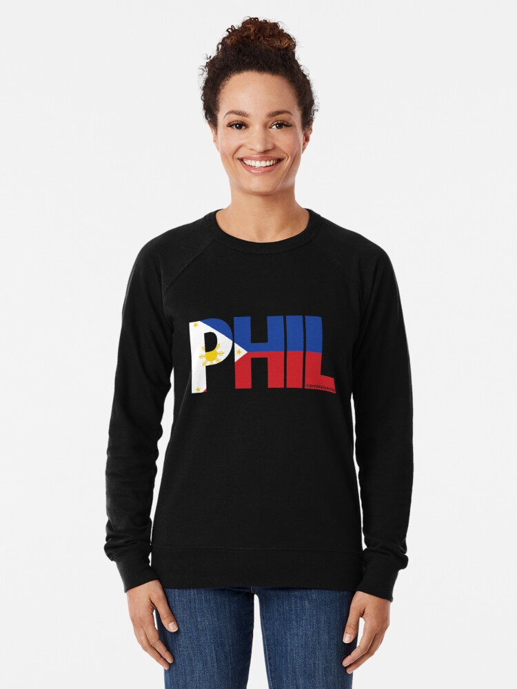 Alternate view of Phil Apino Lightweight Sweatshirt