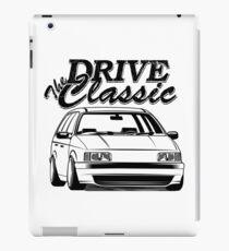 "Passat B3 35i ""Drive the Classic"" iPad Case/Skin"