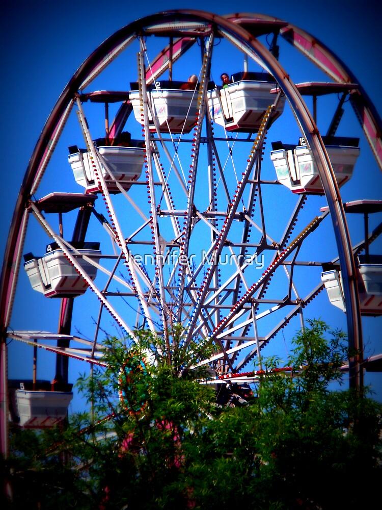 Ferris Wheel by Jennifer Murray