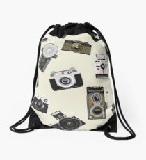 Photographer Drawstring Bag