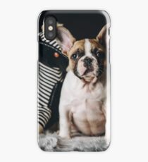 French Bulldog Cute iPhone Case
