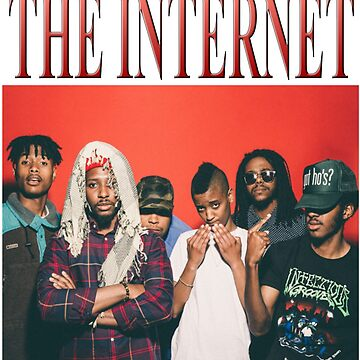 THE INTERNET // NEO SOUL // 90S INSPIRED DESIGN by charlierain