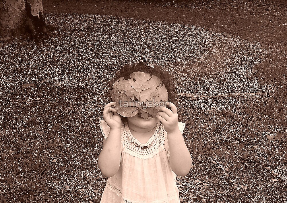 mask of nature  by tannyskori