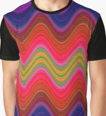 Abstract DL4 Graphic T-Shirt