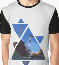 London Inspired Abstract Theme! Graphic T-Shirt