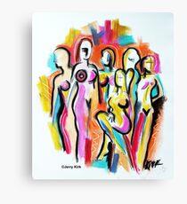 'Goddesses' Canvas Print
