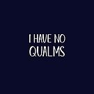 Qualms by Andrew Alcock