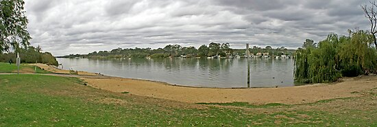 Mannum South Australia by Nathan Waddell