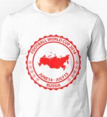 2018 FIFA World Cup Unisex T-Shirt