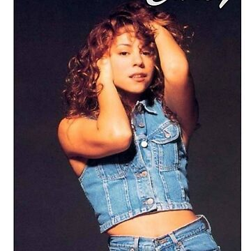 Mariah Carey 1990s throwback - VINTAGE INSPIRED DESIGN by charlierain