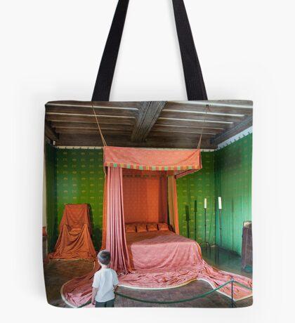 The Queen's Bedroom: Leeds Castle, Kent, UK Tote Bag