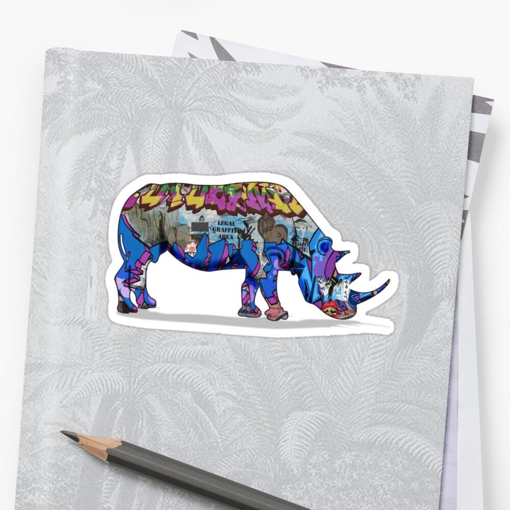 Rhino by FutureMan