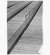 Boardwalk Poster