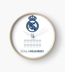 Real Madrid 13 Champions League Clock