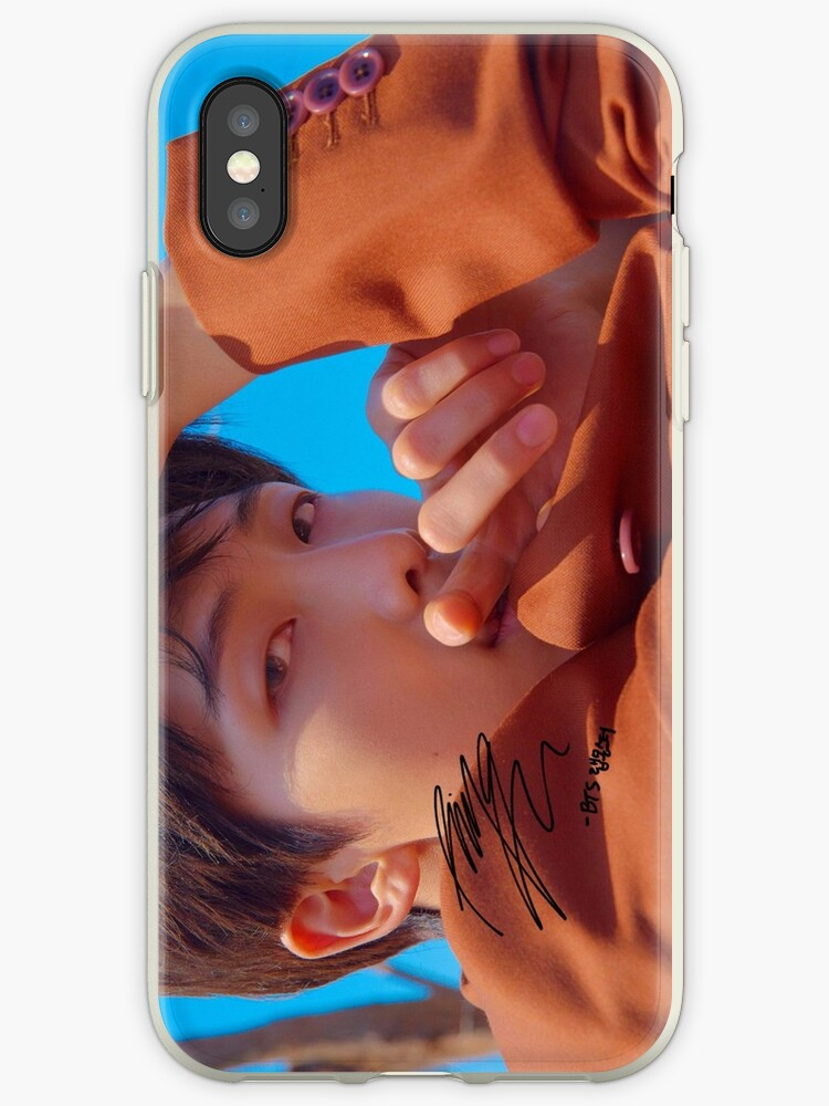 free shipping f241d 843c0 'BTS phone case #62 (namjoon)' iPhone Case by parkjimin