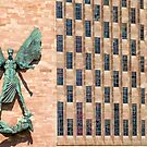 Coventry cathedral by Ktphotouk