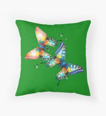 Schmetterlinge Floor Pillow