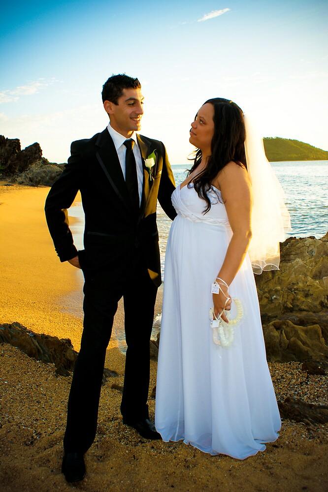 Palm Cove Wedding by Kimberley Barton
