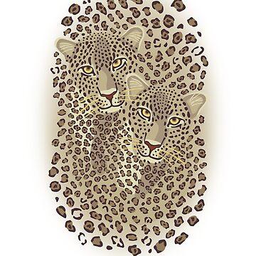 Wild Cats Spots  by Lisann
