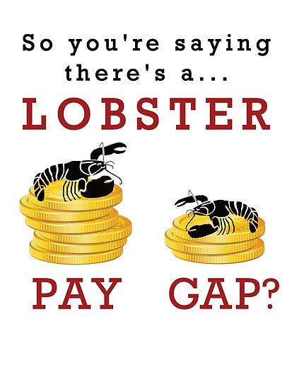 Jordan Peterson und der Lobster Pay Gap von IncognitoMode