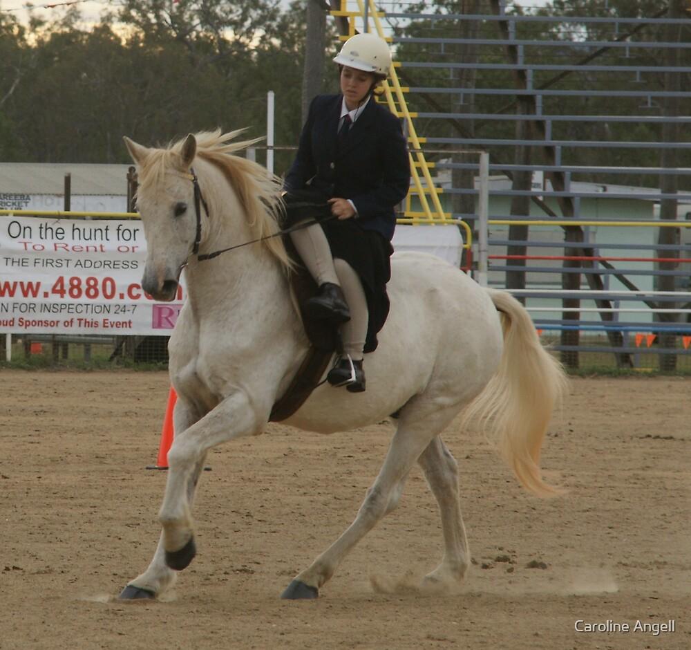 Side Saddle  by Caroline Angell