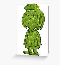 Peppermint Leaf Patty! Greeting Card