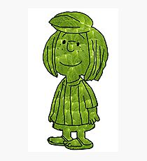 Peppermint Leaf Patty! Photographic Print