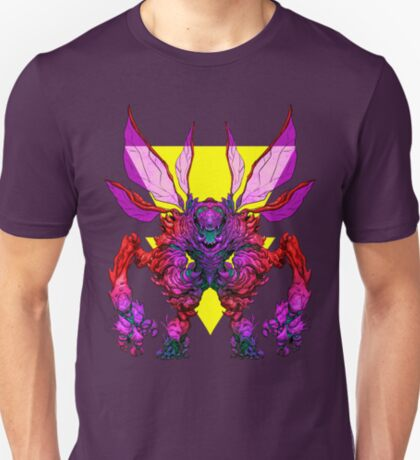 MonsterSmash - Big Bug T-Shirt