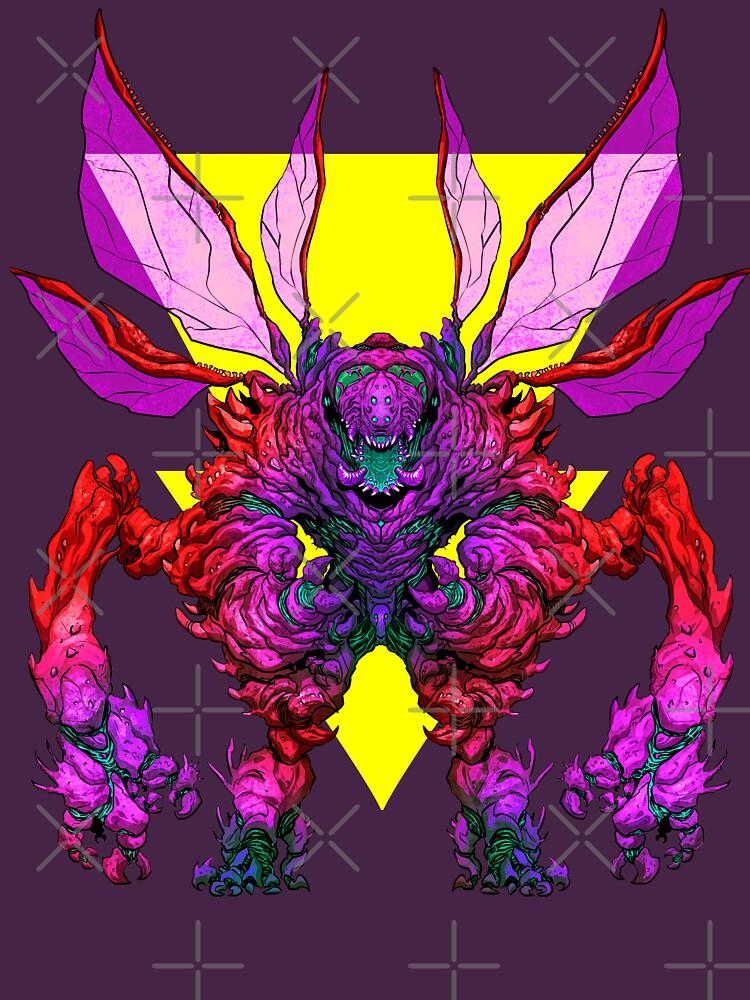 MonsterSmash - Big Bug by simonsherry