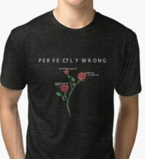 Perfectly Wrong by Shawn Mendes Tri-blend T-Shirt