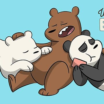We Bare Bears  by GiggleTees