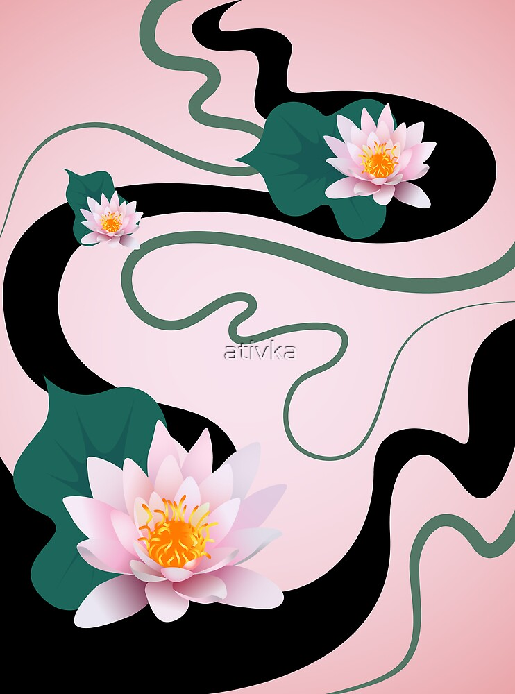 lotus by ativka