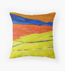 By Muckish 2, Donegal, Ireland Throw Pillow