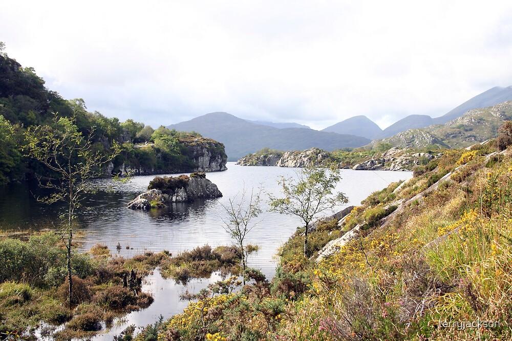 Lakes in Ireland by terryjackson
