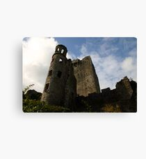 "Blarney Castle Ireland home of the ""Blarney Stone"" Canvas Print"