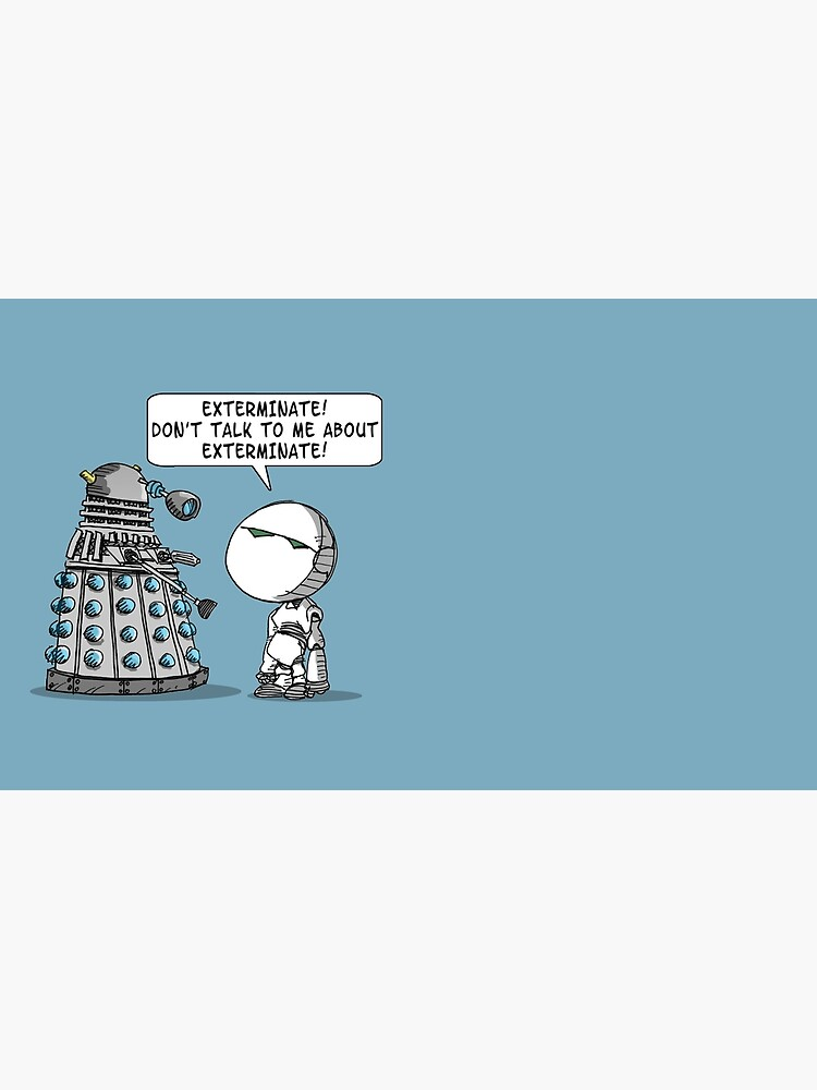 Marvin meets Who? by ToneCartoons