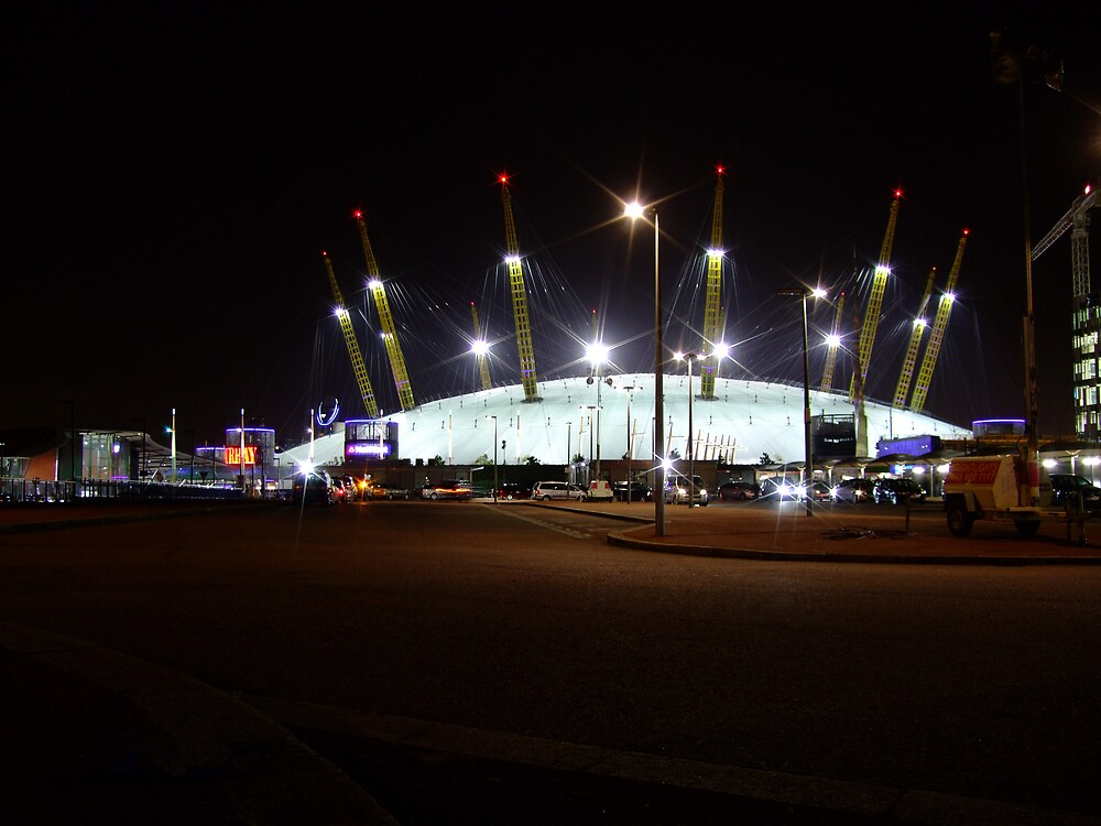 The O2 by Keith McLuckie