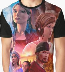 Life is Strange: Before the Storm - Cinematic Movie Poster (No Text) Graphic T-Shirt