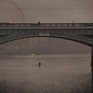 Princes Bridge by Norman Repacholi