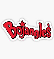 Bojangles' Famous Chicken 'n Biscuits Logo Sticker