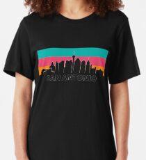 San Antonio Skyline Slim Fit T-Shirt