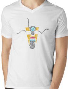 Wub Wub Wub Mens V-Neck T-Shirt